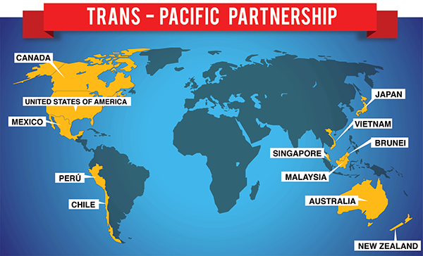 Trans Pacific Partnership : The U.S Perspective