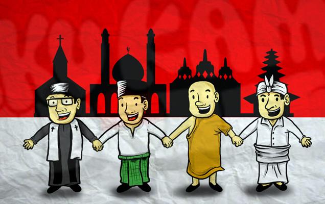 Merawat Kebhinekaan Indonesia Sejak Usia Dini