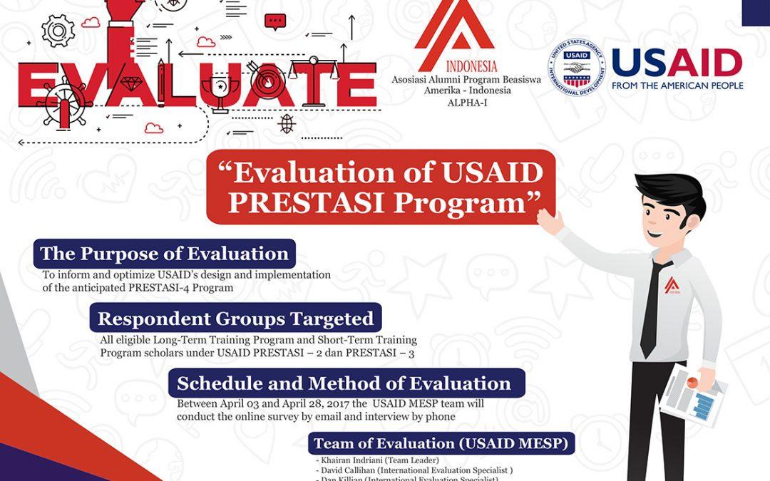 Evaluation of USAID Prestasi Program