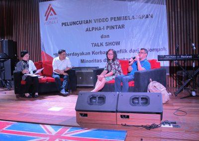 Launching ALPHAI PINTAR