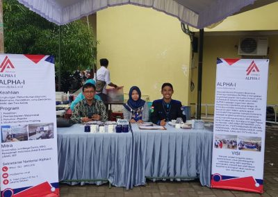 Pameran Pendidikan di Kalimantan