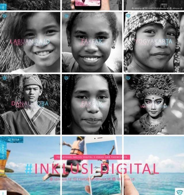 Pelatihan Inklusi Digital untuk Kewirausahaan Lokal di Sektor Pariwisata