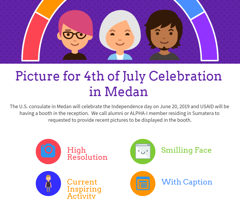 Picture for 4th of July Celebration in Medan