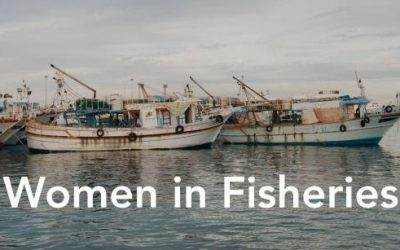 Celebrating Women in Fisheries