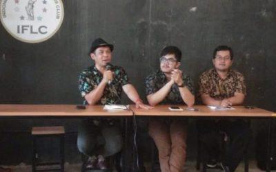ALPHA-I Gelar Konferensi Pers Rekomendasi Kebijakan untuk Pemerintahan Jokowi – Ma'ruf