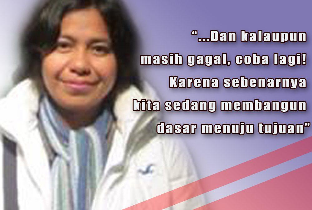 Erly Victoria Kueain: Pulang untuk Membangun Timur Indonesia